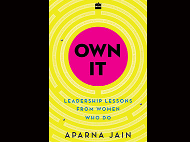 Book Review: Aparna Jain's 'Own It' brings out of unarticulated darkness the