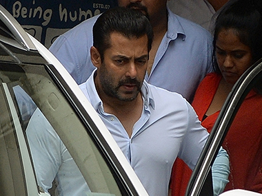 I am innocent have been framed by forest officials says Salman Khan on Arms Act case