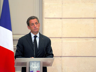 Former French President Nicolas Sarkozy in Paris court over 2012 campaign finance irregularities