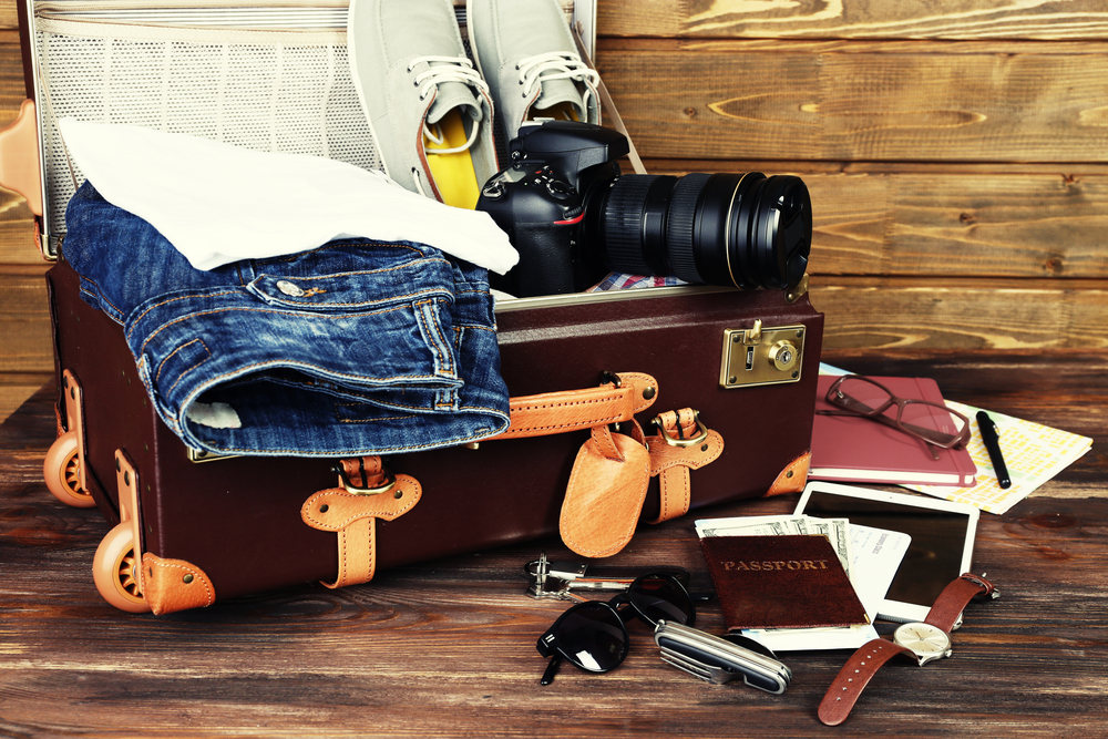 Checklist of things you should NOT forget before your adventure trip