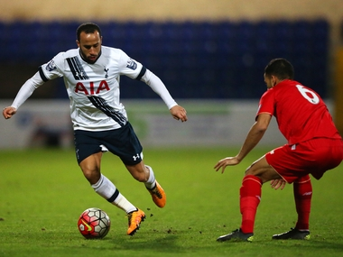 Newcastle scooped up Andros Townsend from Tottenham. Getty
