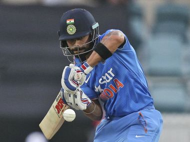 Virat Kohli has been rested for the Sri Lanka T20I series. AP