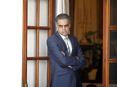 Indian Ambassador to UN Syed Akbaruddin. Getty Images