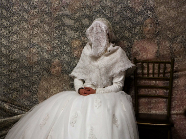 Representational image of an ultra-orthodox Jewish bride. Getty Images