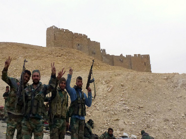 Major win against IS Syrian government reclaims historic city of Palmyra from Daesh