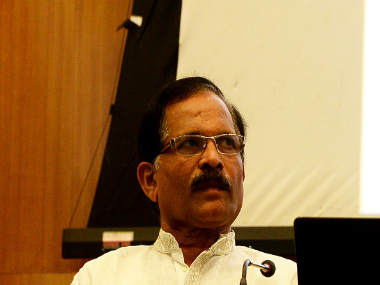 Minister of State for AYUSH (Independent Charge) Shripad Yesso Naik GETTY IMAGES