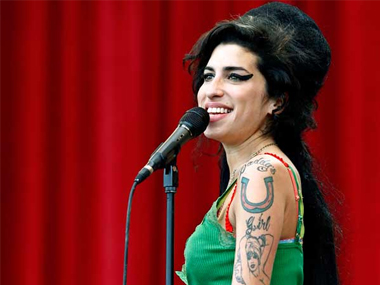 Amy Winehouse. IBN-Live