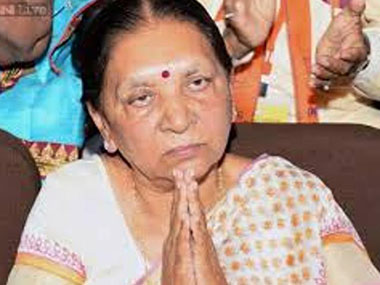 Gujarat CM Anandiben Patel announces 10% quota for all non-reserved categories