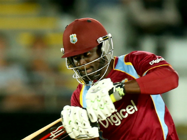 File photo of West Indies opener Andre Fletcher. Getty Images