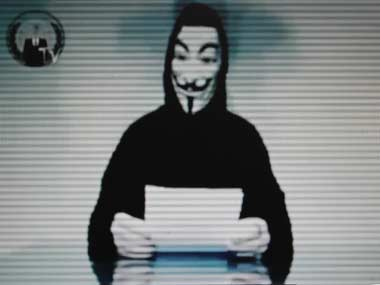 Anonymous is a global network of activists and 'hacktivists'