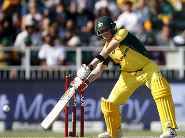 File picture of Australia captain Steve Smith. AFP