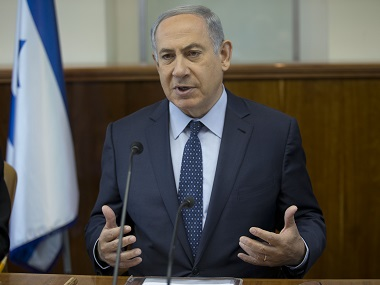 Israel cant engage with Palestinians until Arab peace initiative changes Benjamin Netanyahu