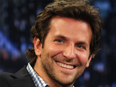 Bradley Cooper. Image from IBNlive