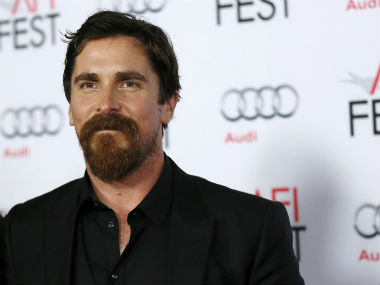 Christian Bale played Batman in the The Dark Knight trilogy. Reuters