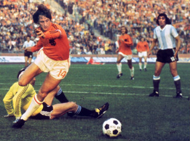 Johan Cruyff and Total Football The Dutch legends legacy will live as long as the beautiful game does