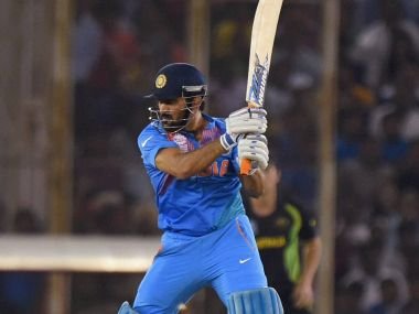 Good quality to be calm but hell always be an aggressive cricketer Dhoni hails yet another Kohli masterclass