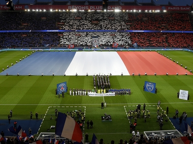 France is gearing up to host Euro Championships. AFP