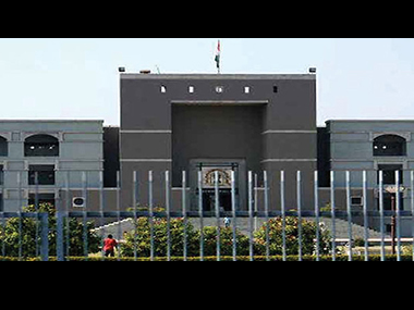 Gujarat High Court. PTI