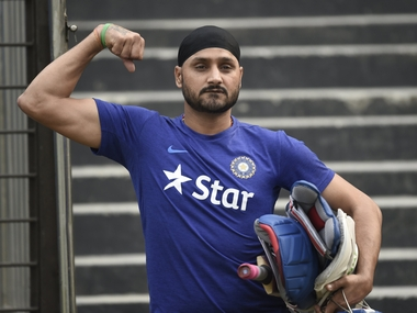 Harbhajan Singh has been waiting for his chance. AFP