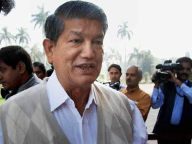 Presidents Rule in Uttarakhand BJP is baying for my blood alleges Rawat as Jaitley blames Congress