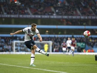 File photo of Harry Kane. Reuters