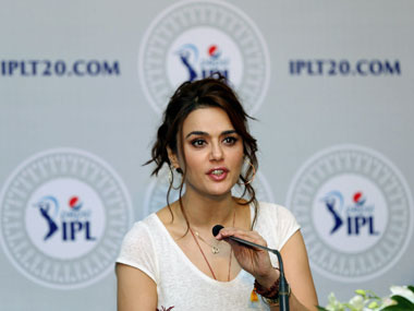 King XI Punjab co-owner Preity Zinta believes league cricket would 'take over' international games in near future