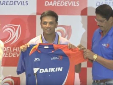 Rahul Dravid has been announced as a mentor for the Delhi Daredevils for IPL 9. Twitter/@IPL