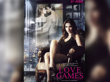 Official poster of Love Games