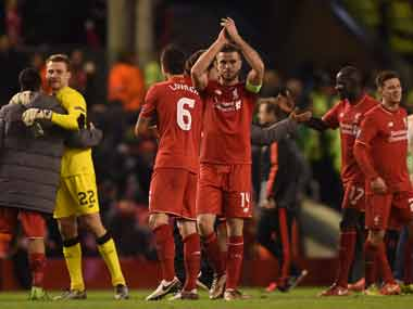 There is no night bigger at Anfield than Liverpool versus Manchester United. AFP