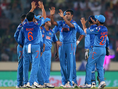 Team India. Getty