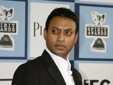 Irrfan Khan. Reuters