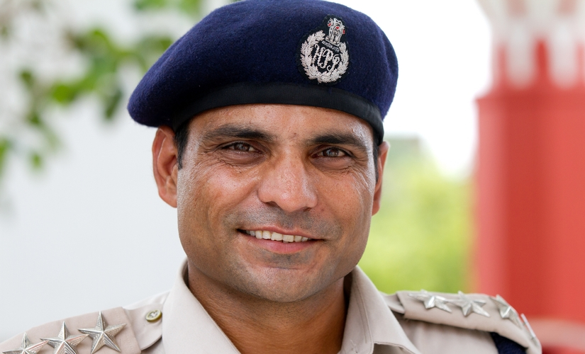 Joginder Sharma is now happy catching criminals. Image courtesy: Flickr