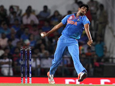 File picture of Jasprit Bumrah. Solaris