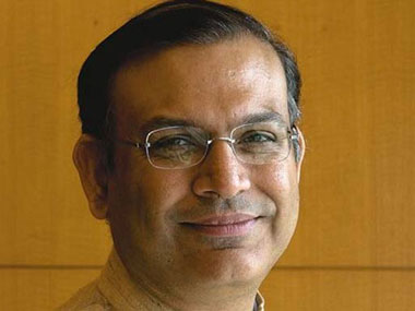 File photo of Jayant Sinha. IBN