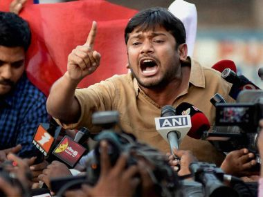 Kanhaiya discharged from hospital, will continue with hunger strike