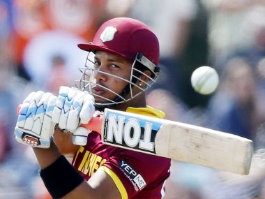 World T20 Lendl Simmons replaces injured Andre Fletcher in West Indies squad ahead of India semifinal