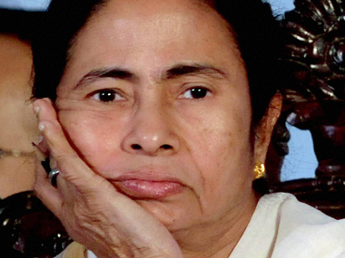 West Bengal Chief Minister and Trinamool Congress chief Mamata Banerjee. PTI