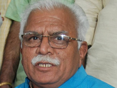 Haryana CM Manohar Lal Khattar has a history of being incompetent RSSBJP experimentation with pracharaks must stop