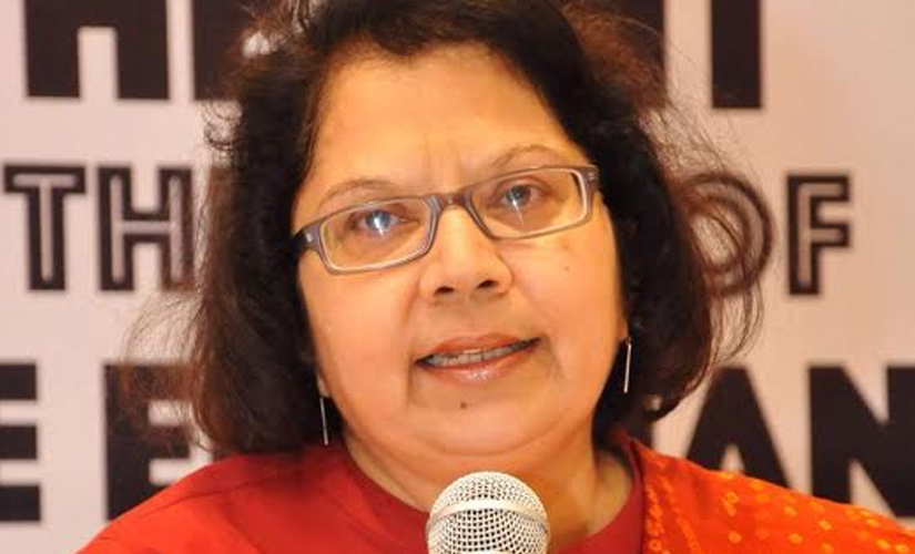 Documentary filmmaker and writer Minnie Vaid