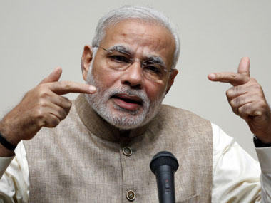 PM Narendra Modi said BR Ambedkar worked for all the oppressed people, not just Dalits. Reuters