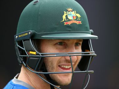 Australian wicket-keeper, Peter Nevill. AFP
