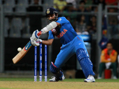 Ajinkya Rahane is India's best player of spin and can replace the erratic Shikhar Dhawan. Solaris Images
