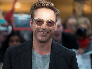 Robert Downey Jr. Image from AFP