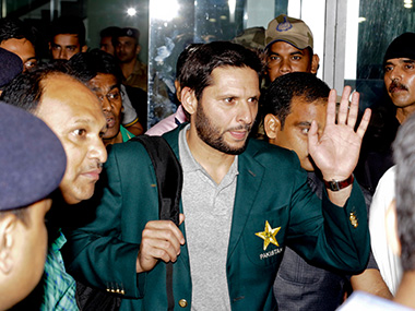 Battered and bruised Pakistan team return home after World T20 disappointment