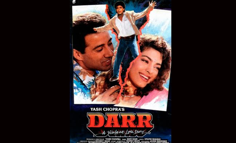 The climax of 'Darr' was like watching 'Cape Fear' in Hindi
