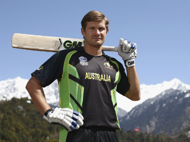 As a limited-over player, Shane Watson ranks among Australia's pantheon of greats. Getty Images