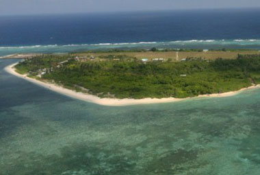 Disputed islands in the South China Sea have been a cause of friction between Japan and China. File image. AFP