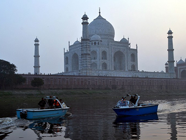 After UP govt drops Taj Mahal from tourism booklet minister says right to keep monument out of list of key attractions