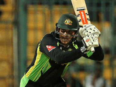File image of Usman Khawaja. Solaris Images