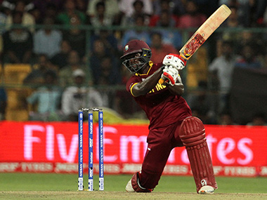 Andre Fletcher was on fire against Sri Lanka. Solaris Images